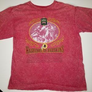 Washington Redskins Vintage T-shirt size Large
